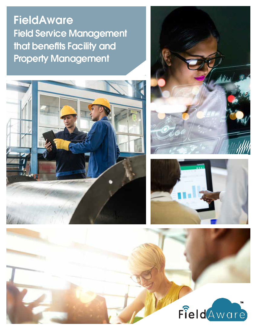 Field Service Management That Benefits Facility And Property Management White Paper